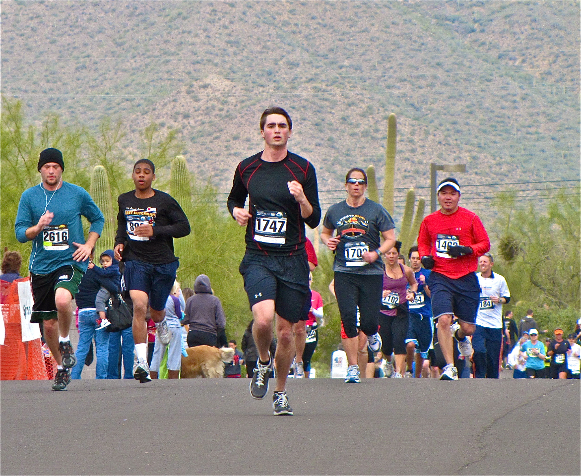 race photos from lost dutchman events