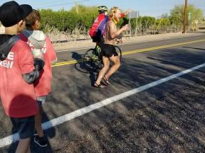 race crew2 2018 Lost Dutchman Marathon