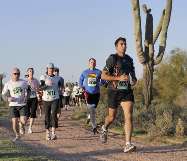 Lost Dutchman 8L Trail Run