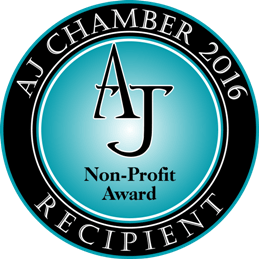 Apache Junction Chamber 2016 Non Profit of the Year